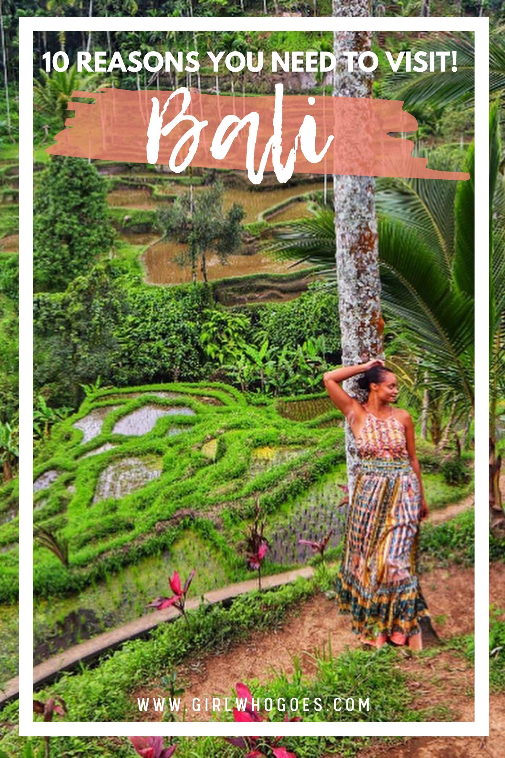 10 Reasons I'm definitely going back to Bali! | Visiting Bali